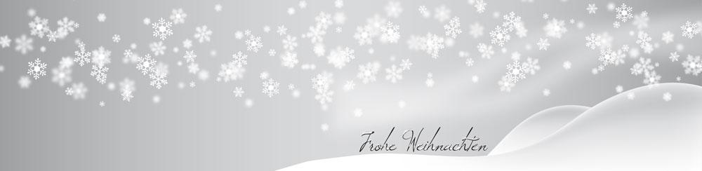 Weihnachtskarte-grau-Schnee