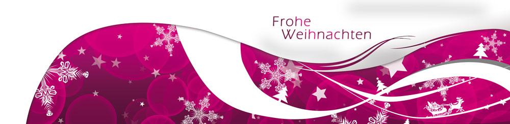 Weihnachtskarte-pink-weiß