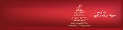 Weihnachtskarte-rot-Baum-quer