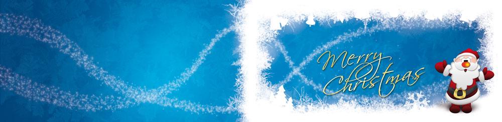 Weihnachtskarte-Merry-Christmas-Schneemann