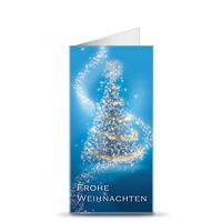 Weihnachtskarte-blauer-Baum-hoch-lang