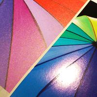 Vinyl-Folie Selbstklebend